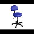 כסא מטפל עם גב ללא חישוק MS-01