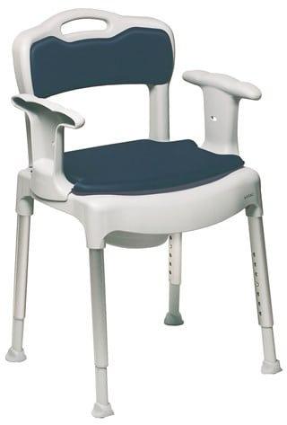 כסא רחצה ושירותים סוויפט קומודה