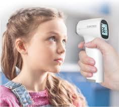 מד חום ללא מגע אינפרא אדום TP500 CONTEC