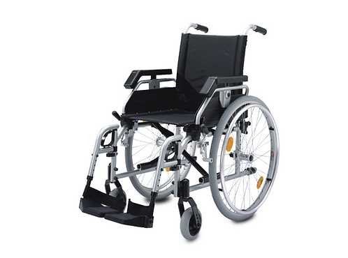 """כסא גלגלים קל משקל Pyro Light מעמס 170 ק""""ג"""