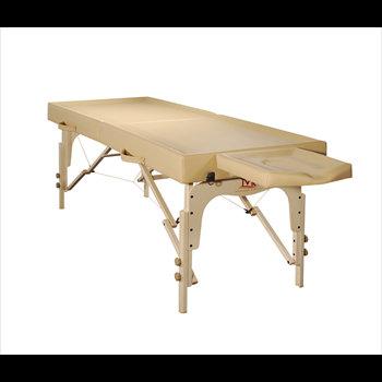 מיטת טיפולים מעץ