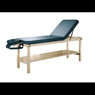 מיטת עץ קבועה לטיפולים Essence