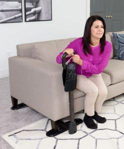 ידית עזר לקימה מספה או כורסא