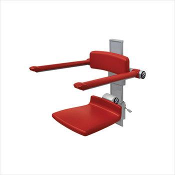 כסא מקלחת עם תמיכת גב וידיות 312116