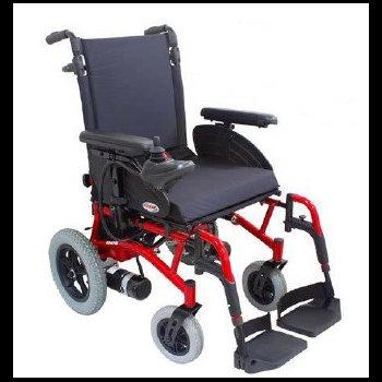 כסא גלגלים חשמלי ממונע מתקפל 6100