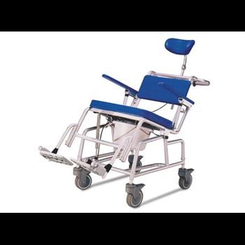 כסא שירותים ורחצה נשען - טילט