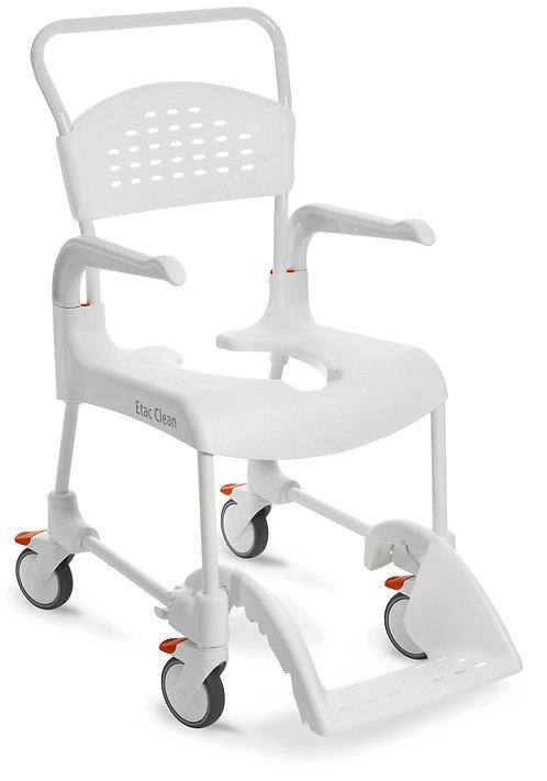 כסא שירותים ורחצה דגם קלין CLEAN