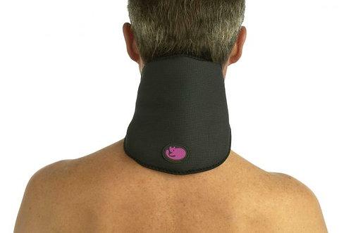 מגן מתחמם לצוואר עם סוללה נטענת