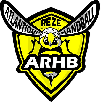 Logo ARHB (Atlantique Rezé Handball)