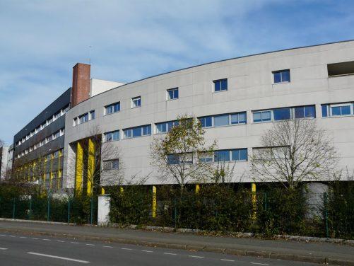 Gymnase Lycée Jean Perrin
