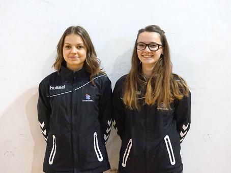 Lou-Ann et Pauline aux Inter-Ligues 2018