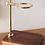 Thumbnail: Brass Drip Stand in Walnut