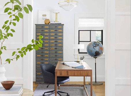 Working From Home? How do you create a productive workspace at home that suits you best?