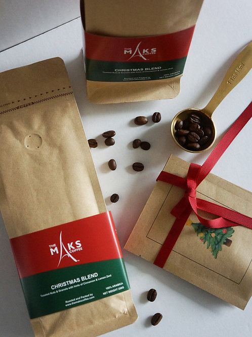Christmas Blend - Toasted Nuts & Granola