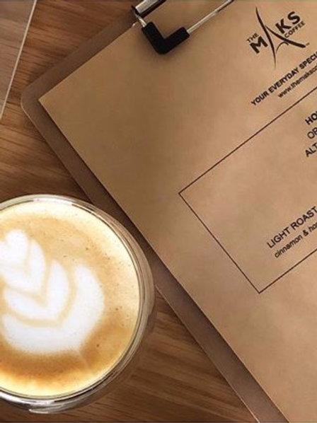 Coffee Tasting Session