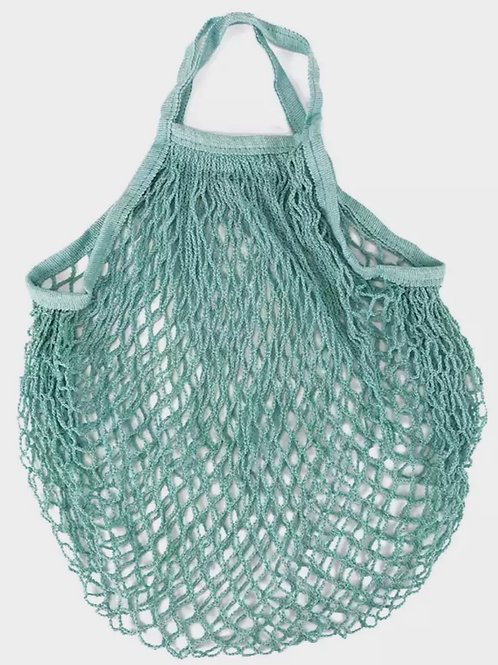 Re-Usable Shopping Tote in Mint