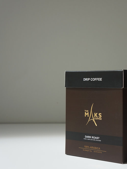 Drip Coffee - DARK ROAST