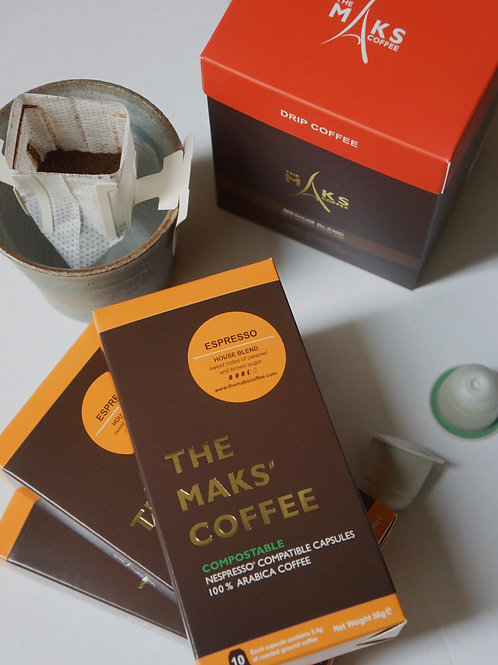 HOME+WORK Coffee Set