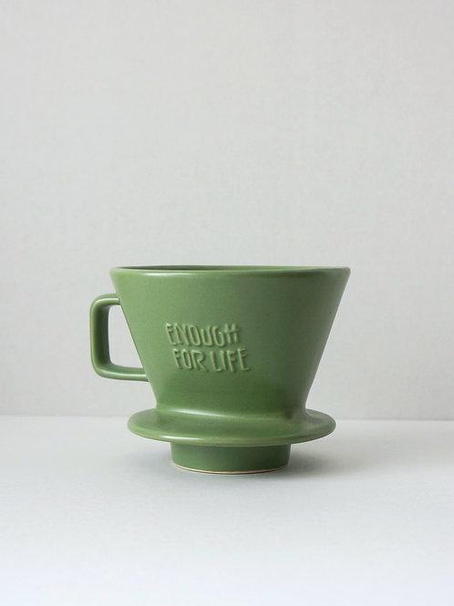 TREVOR - Ceramic Coffee Dripper