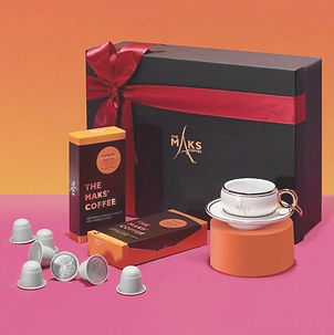 Coffee Capsule Gift Set