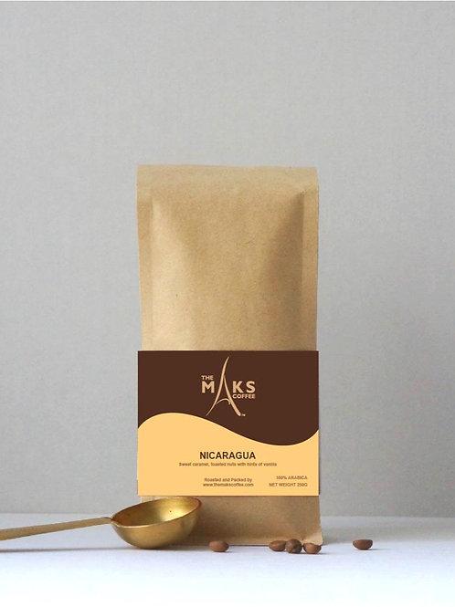 250g Nicaragua - Vanilla & Toasted Nuts