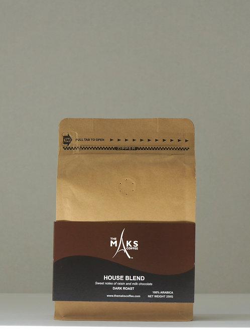 Dark Roast - Raisin & Milk Chocolate