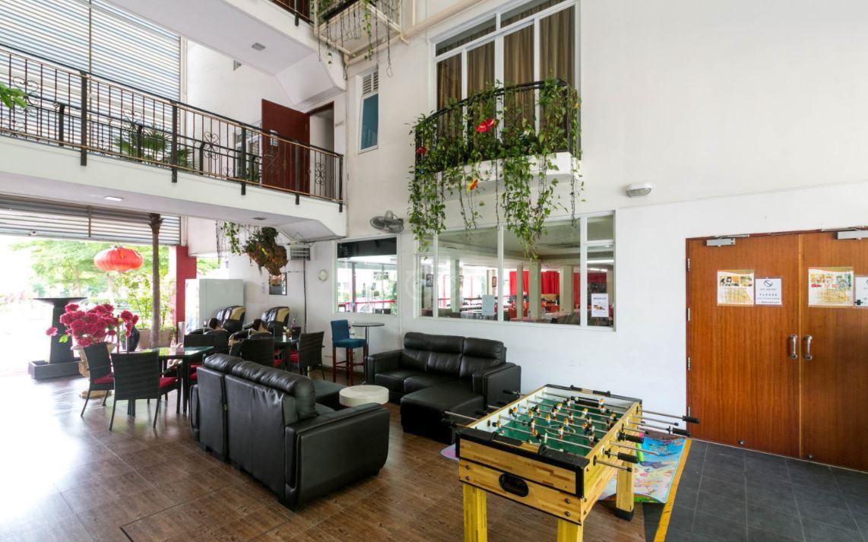 cheap studio apartment sg