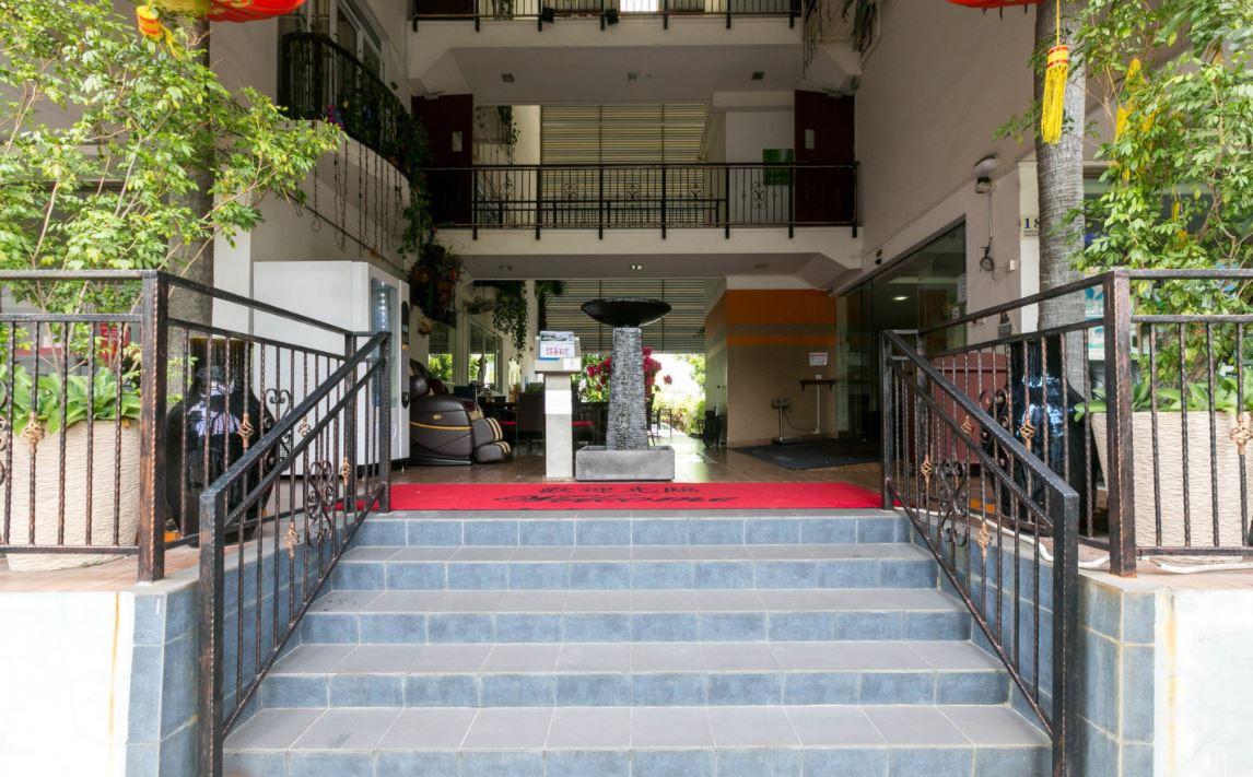 apartment in sg