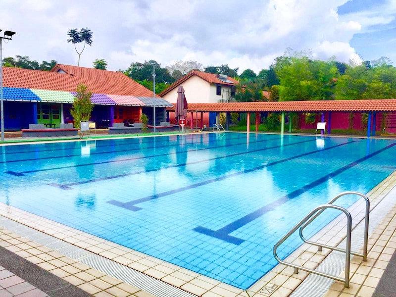 Swimming Pool Bookings