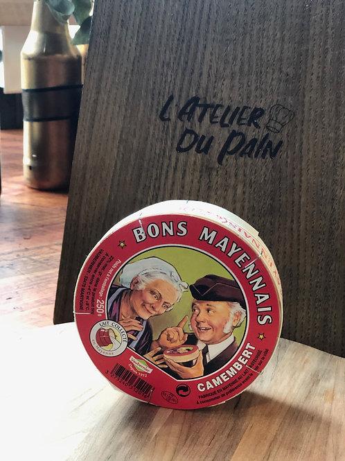Camembert-Bons Mayennais
