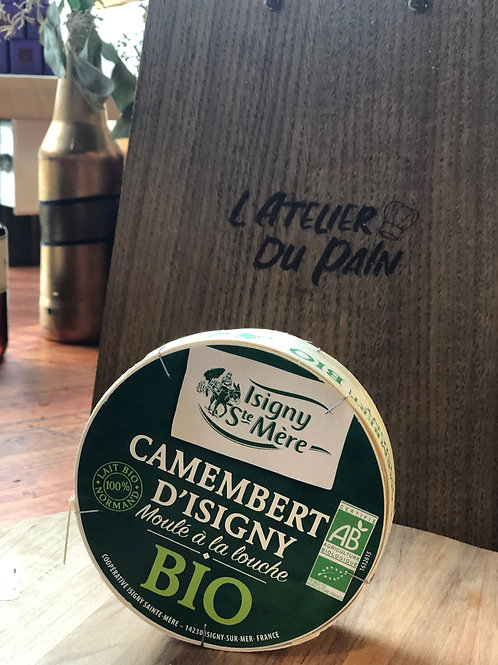 Camembert d'Isigny St-Mère