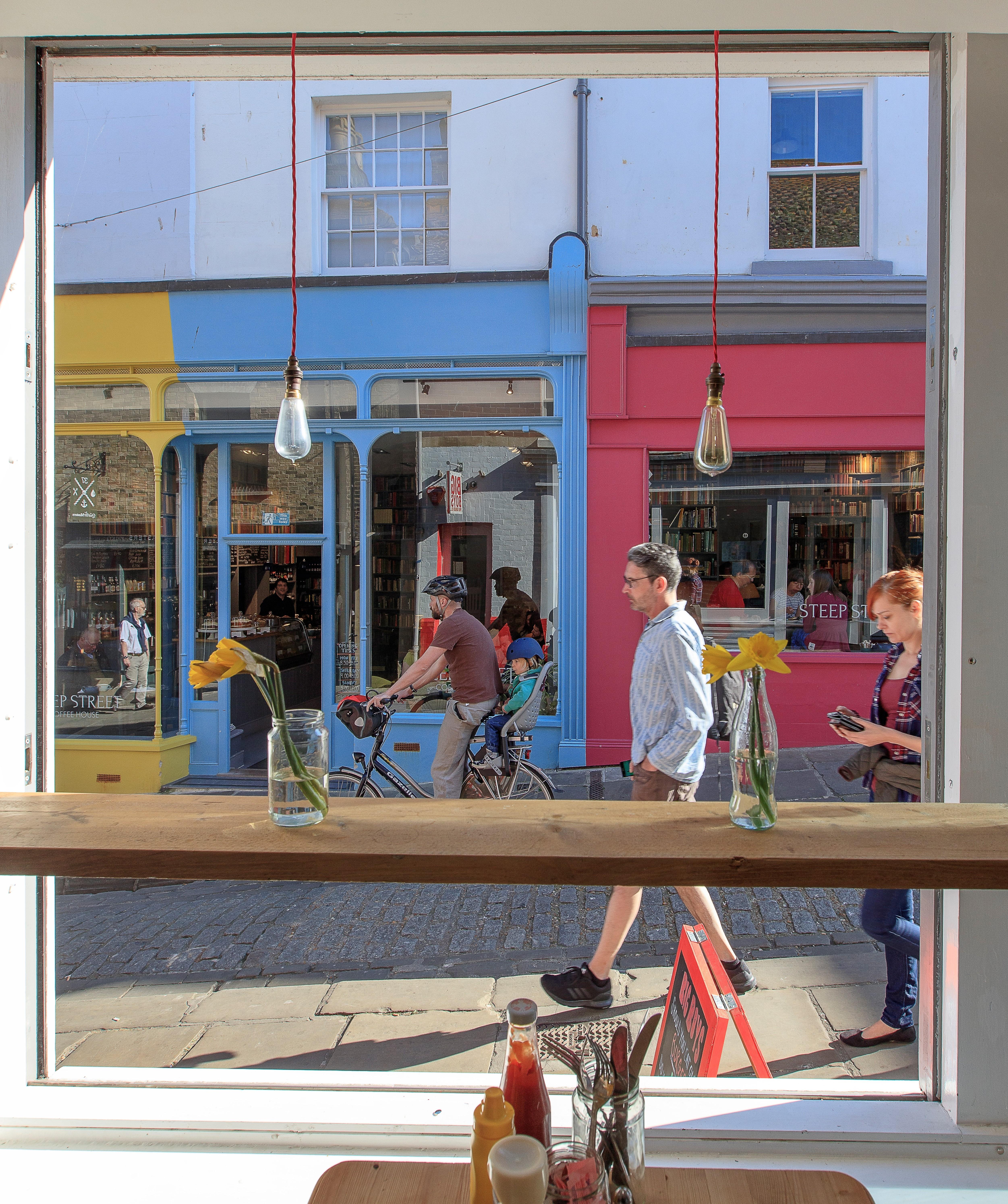 Folkestone Creative Quarter. Image courtesy of the Creative Foundation.-Creative Quarter Through The