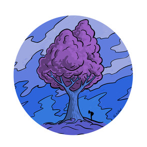 Tree of Time (Blue)