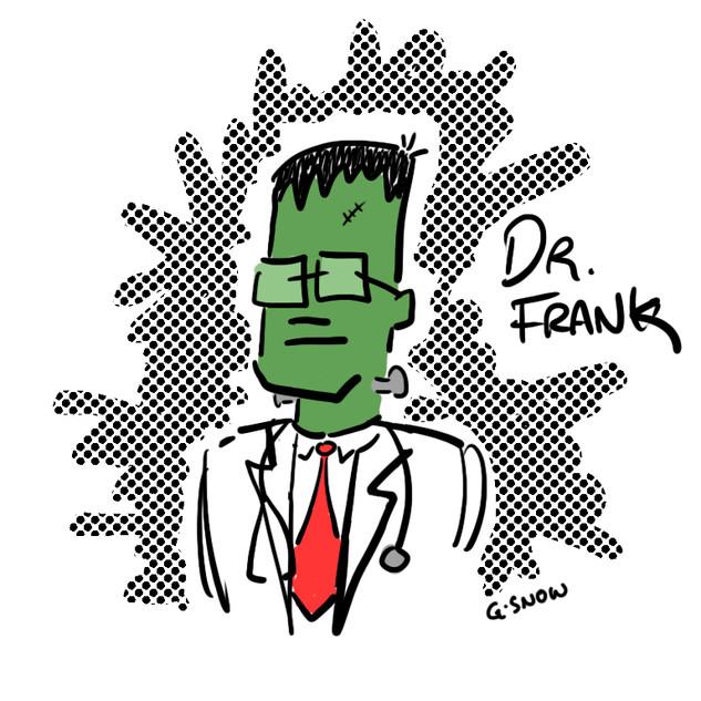 Doc Frank (Happy Halloween!)
