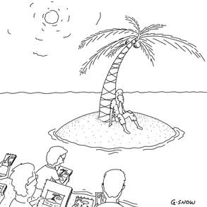 Island Cartoonists