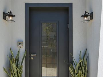דלת כניסה - חגית רוזנברג