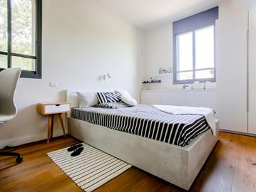 חדר שינה נוער- חגית רוזנברג