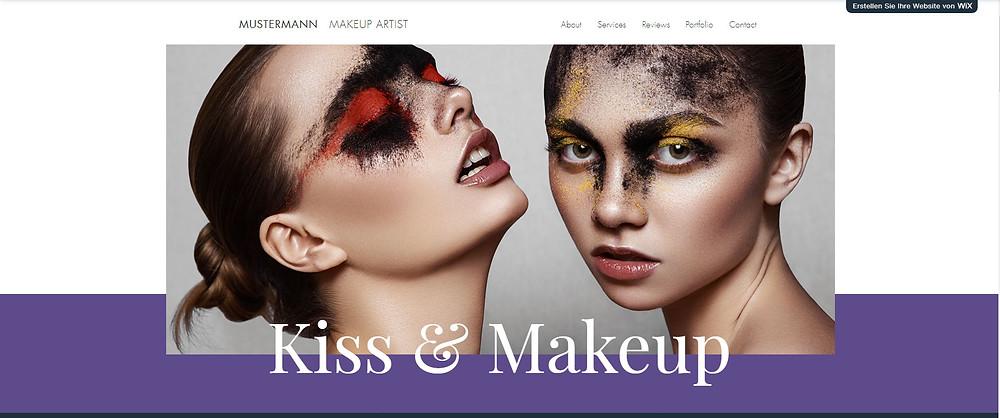 Webdesign trend /Farbe ultraviolet