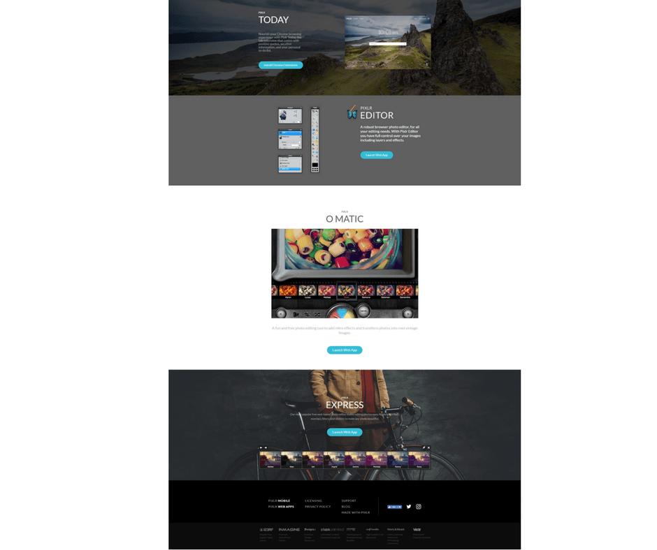 Pixlr als Alternative zu Photoshop, kostenloses Programm für deine Webseitenbilder