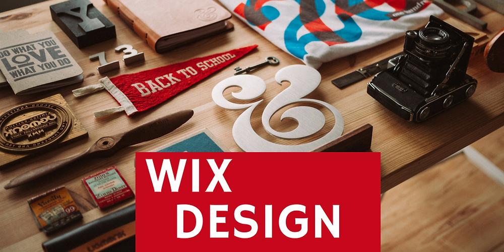 Design tipps WIX Webseite
