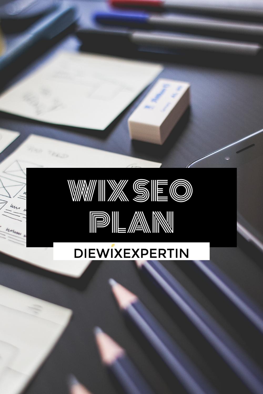 Wix Seo Plan Anleitung
