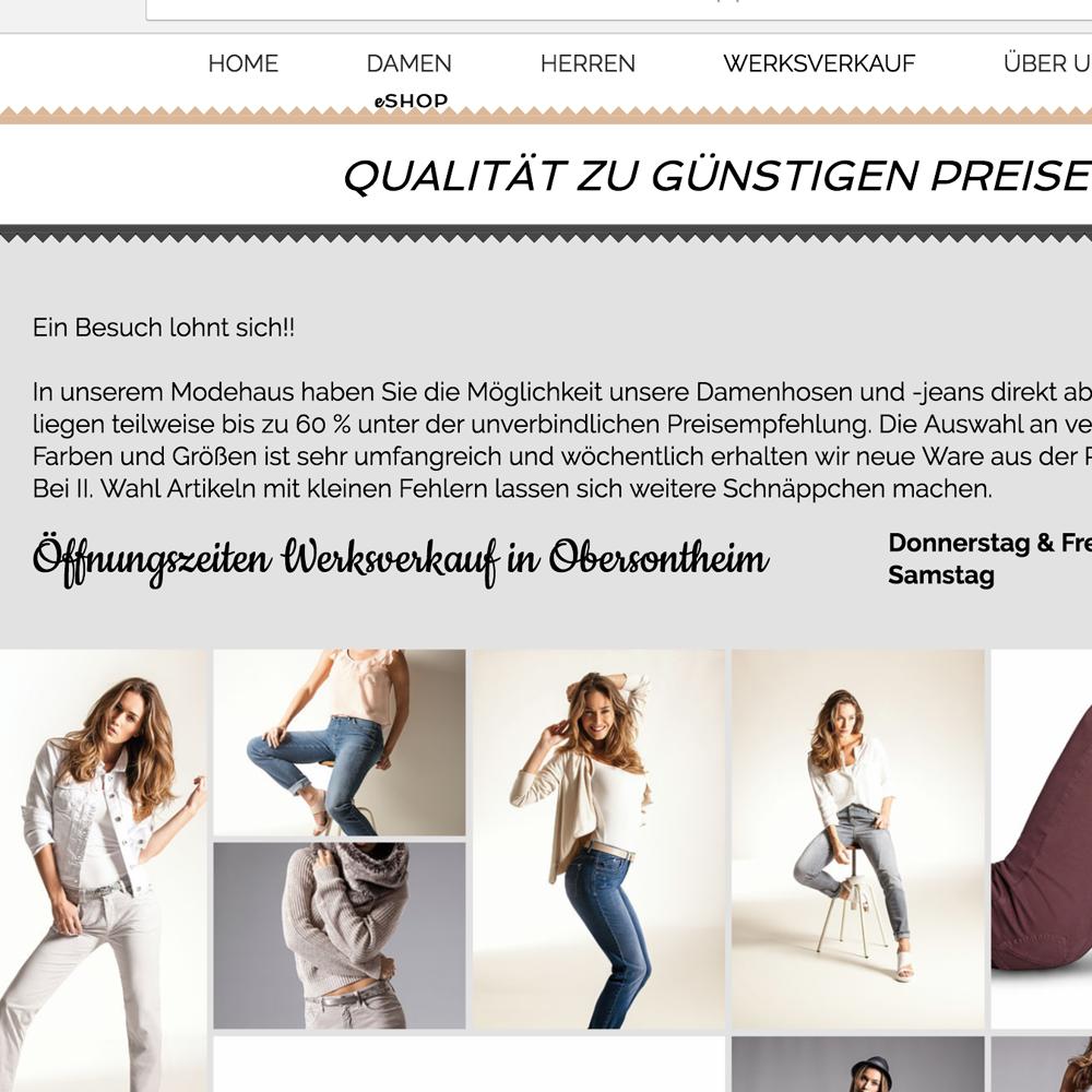 WebseitenbeispielStark