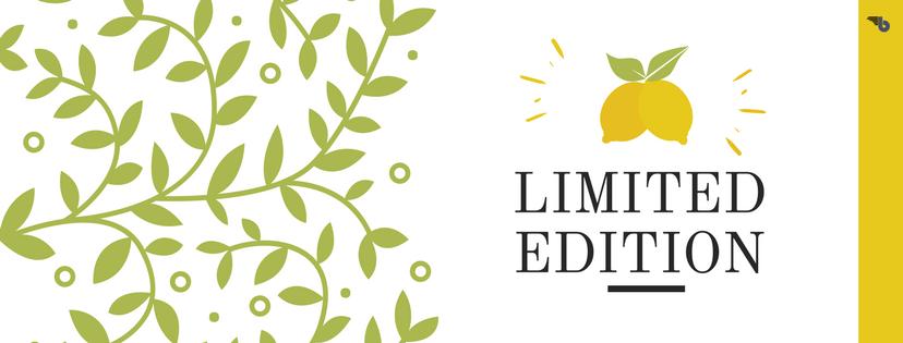 Ecommerce shop Kundengeschenk gutschein Beispiel Limited edition
