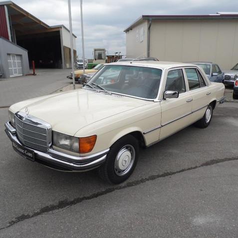 Mercedes Benz W116  280SE
