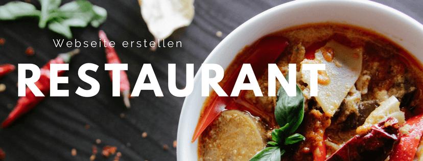 Wie erstelle ich eigene Restaurant website