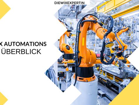 Wix Automations Überblick