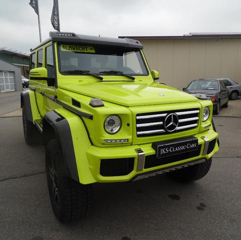 Mercedes Benz G500 4x4
