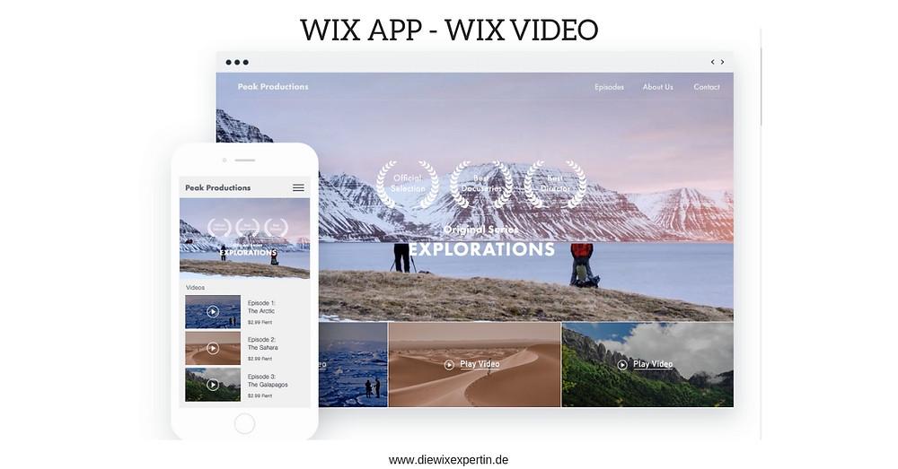 Wix Video ein grossartiges kostenfreies Tool für dein Video Marketing