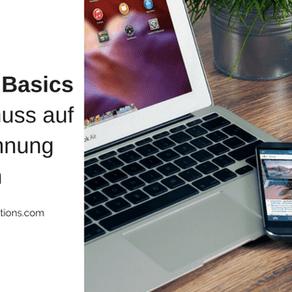 Onlineshop-Basics Rechnung