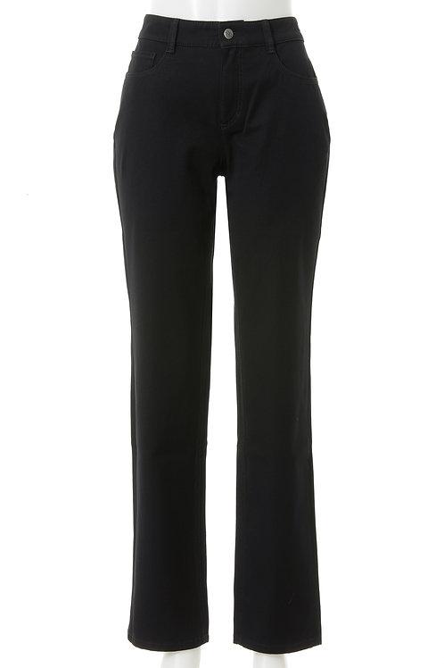 Jeans LUNA Feminine Fit – permablack / BI-Stretch